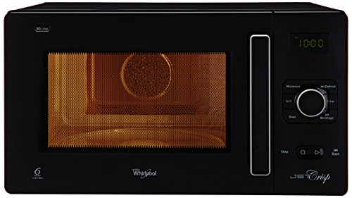 Whirlpool-25-L-Convection-Microwave-Oven-25L-CRISP-CONV-MW-OVEN-BLACK-Black