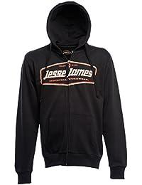 Jesse James Zip Hoody Beefy, Color:blau;Größe:S