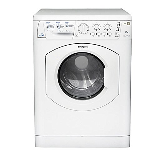 Hotpoint Ltd WDL754P AQUARIUS 1400rpm Washer Dryer 7kg\/5kg Load Polar White