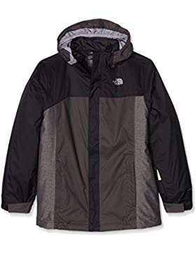 The North Face B BOUNDARY TRICLIMATE JACKET para niño - Chaqueta, color negro, talla M