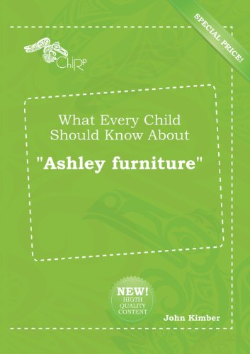 what-every-child-should-know-about-ashley-furniture