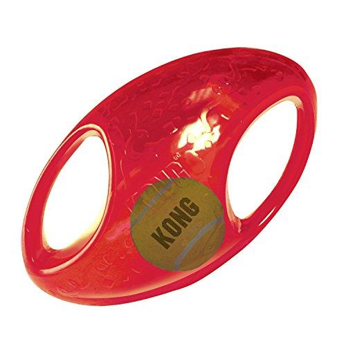 Kong Jumbler Kong Rugby M / L 17,7 Cm Farblich Sortiert - 3