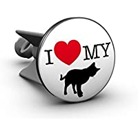 Plopp bonde I love my cat, pour lavabo, bonde, bonde Excenter, déversoir