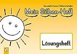Mein Silben-Heft - Lösungsheft by Bernadette Frechen (2014-08-11)