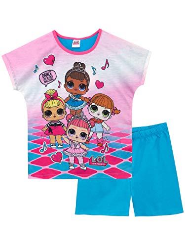 LOL Surprise Pijamas Manga Corta niñas Dolls 5-6