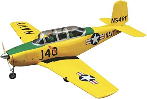 Top Flite T-34B Mentor Gold Edition Kit, TOPA0160