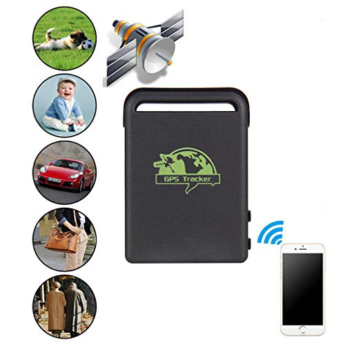 Fansport Real Time GPS Tracking Device Locator Mini GPS for Active People Vehicles