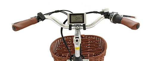 LLOBE E-Bike City Damen White Motion, 28 Zoll - 7