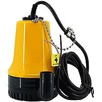 12V Bomba de sentina para barcos, micro DC Sumergible para riego agrícola Sentina pantoque eléctrica Bombas de agua para barcos