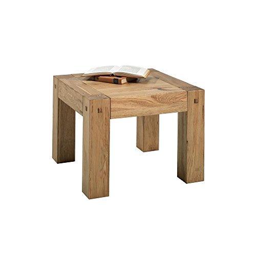 PierImport Petite Table Basse carrée Bois Fjord