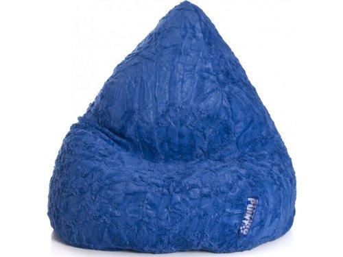 SITTING POINT only by MAGMA Sitzsack Fluffy XL ca. 220 Liter blau