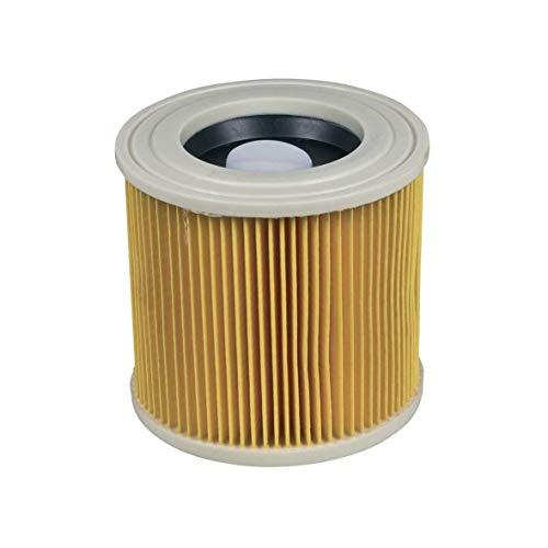 Patronenfilter für Waschsauger Kärcher WD2 WD3 WD2.200 WD3.200 WD3.300M WD2.500M WD3.500P SE4001 SE4002 ersetzt 6.414-552.0