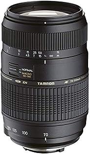 عدسة تامرون بضبط عدسة تلقائي ببعد بؤري 70-300 ملم وفتحة عدسة اف/4-5.6 دي اي ال دي ماكرو ان-II لكاميرا نيكون A1