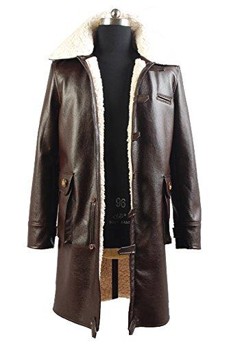 MingoTor Possenreißer Hanswurst Coat Jacket Mantel Jacke Cosplay Kostüm Herren ()