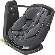 Maxi-Cosi Axissfix Plus Silla de coche giratoria 360° isofix, silla auto reclinable y contramarcha, con reduct