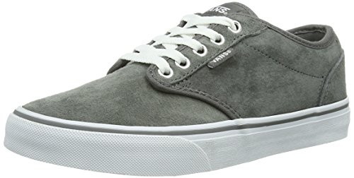 Vans - Sneaker W Atwood, Donna Grigio (Gris (Weather Suede Pewter/White))