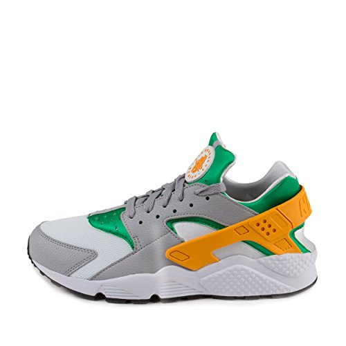 Image of Nike Men's Air Huarache Low-Top Sneakers Multicolour Size: 7.5