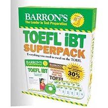 [(TOEFL Ibt Superpack)] [Author: Pamela J. Sharpe] published on (June, 2013)