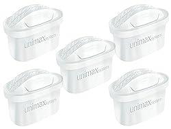 Pack 5 Filterkartuschen kompatibel mit Brita Maxtra®