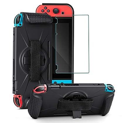 Tosenpo Nintendo Switch - Funda Protectora con ...