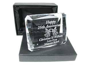 Amazon Wedding Gift List Uk : ... Gift Idea, Silver Wedding Anniversary Gifts: Amazon.co.uk: Kitchen