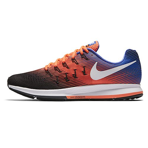 nike-air-zoom-pegasus-33-running-homme-multicolore-black-hyper-orange-paramount-blue-white-44-eu