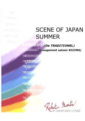 ROBERT MARTIN TRADITIONEL   KOJIMA S    SCENE OF JAPAN SUMMER