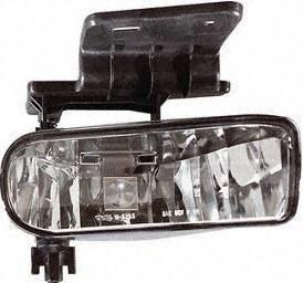 00-05 CHEVY CHEVROLET SUBURBAN FOG LIGHT RH (PASSENGER SIDE) SUV, EXCEPT Z71 (2000 00 2001 01 2002 02 2003 03 2004 04 2005 05) 19-5317-01 15187250 by Kool Vue