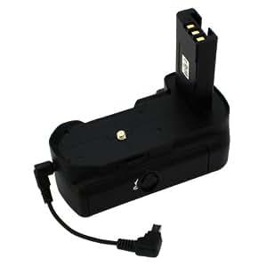 Grip Poignée pour Nikon D5000 avec un compartiment pour installer 2 batteries EN-EL9