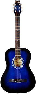 Hapilife - Guitarra Acústica Tamaño 3/4