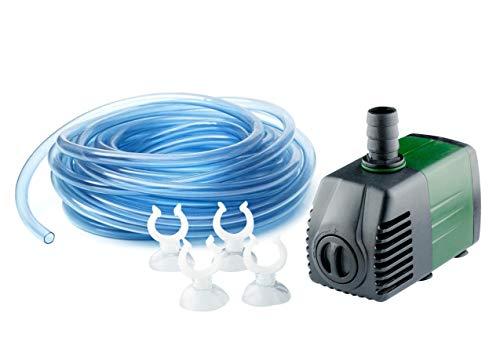 Q-Grow Easy Aqua Wasserwechsel für Aquarien mit leistungsstarker Pumpe