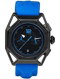 Shaze Cobalt Blue Weekend Watch for Men
