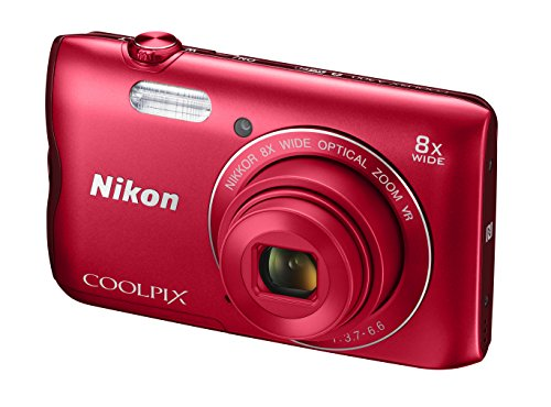 Nikon COOLPIX A300 Rot Ornament