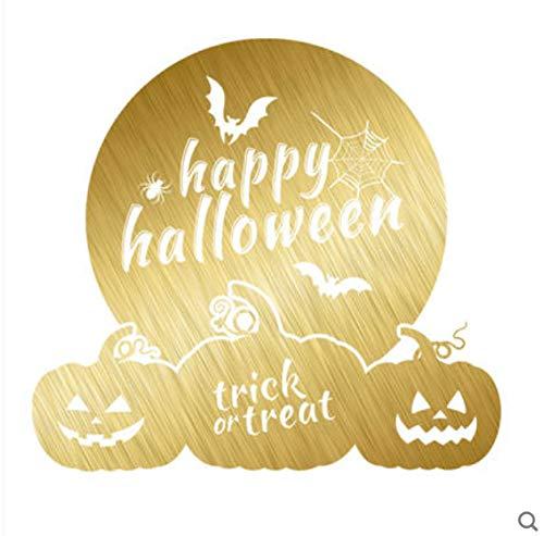Wandsticker, Halloween, Geben Keinen Zucker, Tricks, Halloween, Atmosphäre, Bar, Schaufenster, Glassticker, Schaufenster Und Türdekoration -