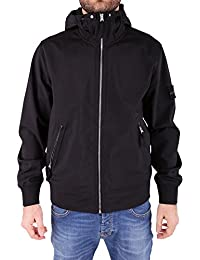 Stone Island Men's 681540827V0029 Black Polyester Jacket