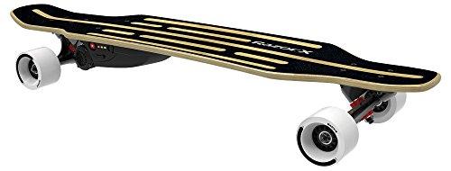 Skateboard elettrico RazorX in versione Longboard