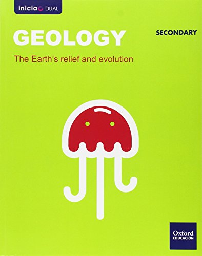 Geology Student's Book ESO 1 - 3 - Volume 3 (Inicia CLIL) - (Inicia Dual)