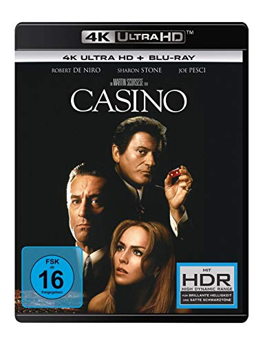 Casino (4K Ultra HD) (+ 2D Blu-ray)
