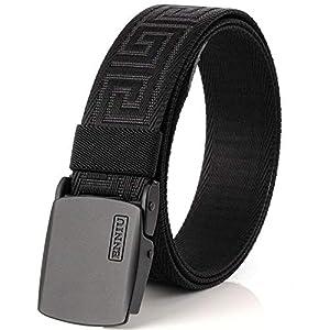 CHOUBAGUAI Gürtel Men & Women Tactical Belt Schnellverschluss Military Nylon Belt Outdoor Multifunktions-Trainingsgürtel
