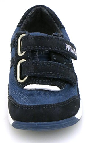 Primigi Sneaker Jungenschuhe Schuhe Jungensneaker Ledersneaker Leder Blau