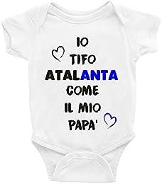 Seconda Maglia Atalanta Bambino