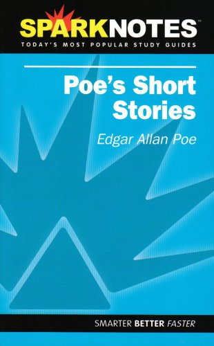 spark-notes-poes-short-stories-sparknotes-literature-guides