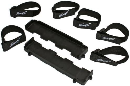 Bac de batterie (x2)  Attaches Velcro (x6) 1:8 1:8 1:8 BL 3d94c9