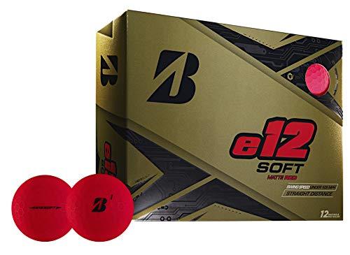 Bridgestone Golf e12 Balles de Golf Souples (Une douzaine),...