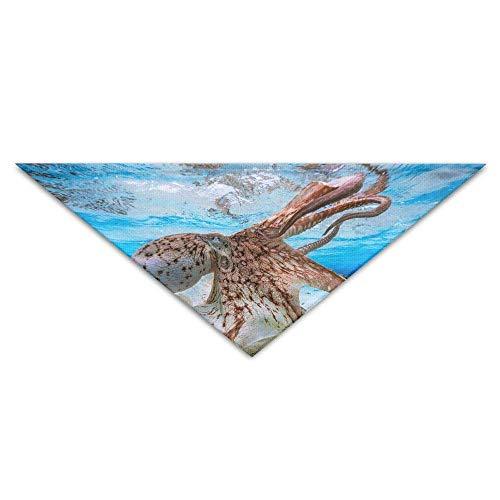 rwater Turban Triangle Scarf Bib Scarf Accessories Pet Scarf ()