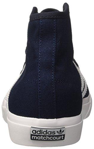 Adidas Herren Matchcourt Night High RX Gymnastikschuhe Blau Night Matchcourt Navy ... 286e6e