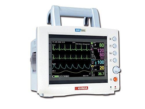 Monitor BM3 per veterinaria: NIBP, SpO2, ECG,...
