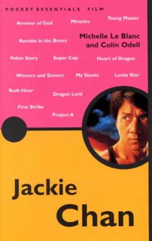 JACKIE CHAN (Pocket Essentials)