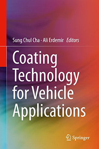 Coating Technology for Vehicle Applications (English Edition)