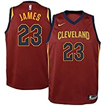 Nike NBA Cleveland Cavaliers LeBron James Youth Swingman Jersey - Icon Edition Youth Large